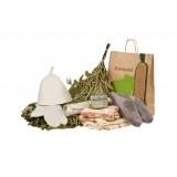У нас можно подобрать все комплектующие товары для бани или сауны.