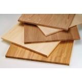 Выбирите породу дерева мебельного щита