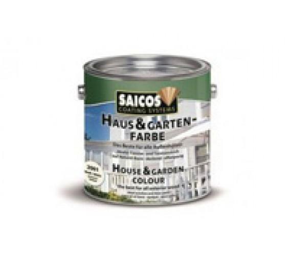 Краска для дерева для наружных и внутренних работ Haus & Garten-Farbe