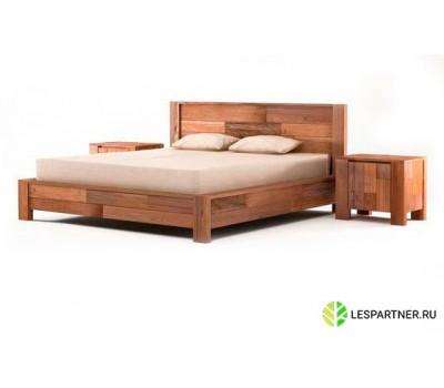 """Кровать в стиле Лофт """"XXXIII"""""""