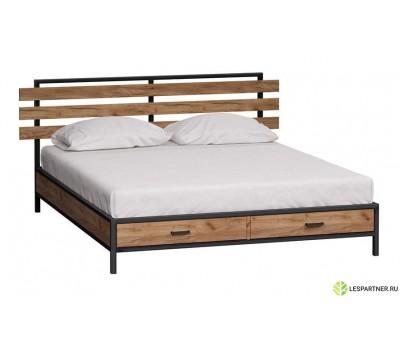 """Кровать в стиле Лофт """"XVII"""""""