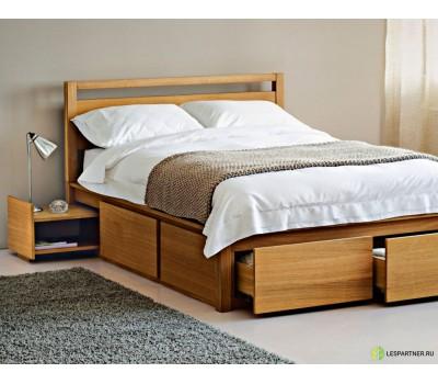 """Кровать в стиле Лофт """"XVIII"""""""