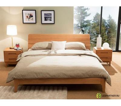 """Кровать в стиле Лофт  Бленхейм-2  """"XXXVII"""""""
