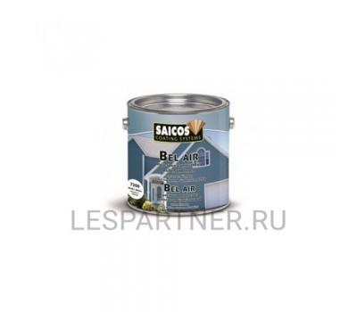 Быстросохнущая краска для наружных и внутренних работ Bel Air- 7298 Серое железо 2,5л