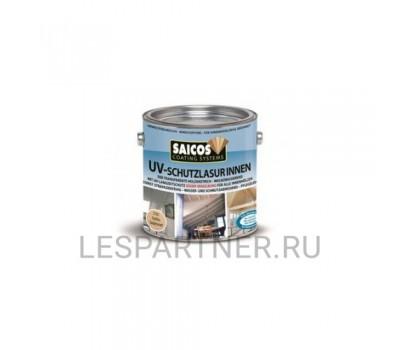 Лазурь с защитой от УФ-лучей для внутренних работ UV-schutzlasur innen-7701 бесцветный шелковисто-матовый 0,75л