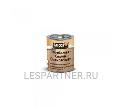 Противопожарная пропитка Imprägnier-Grund Brandschutz- 9010 Бесцветная пропитка 0,75л