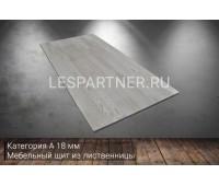 Мебельный щит из лиственницы категория А 18x200x1000мм