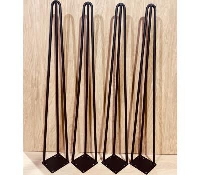 Закажите металлические Ножки шпильки для стола высотой 710 мм