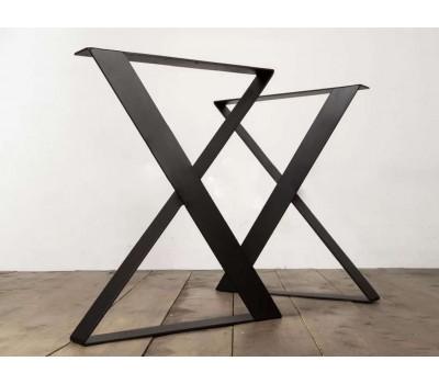 Предлагаем к продаже опоры LOFT для стола в форме буквы Z цена в Москве