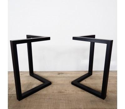 Предлагаем купить опору для стола в стиле лофт Grizzly.