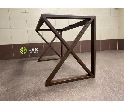 Предлагаем подстолье для стола кресто образное (X) закажите по нужным размерам