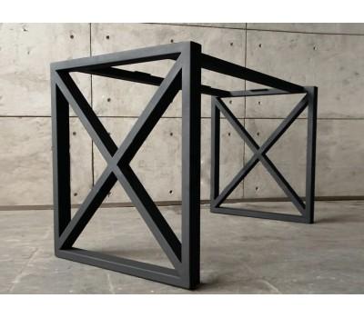 Подстолье для стола «XO» в стиле LOFT на заказ