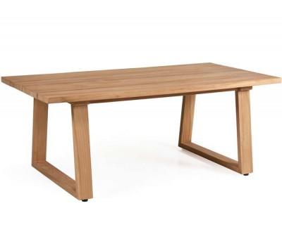 Обеденный стол из дуба Laurion