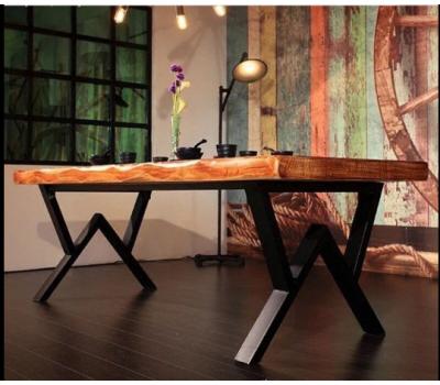 """Стол обеденный в стиле лофт """" Титан"""""""